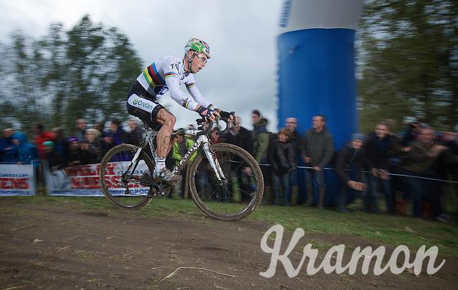 Koppenbergcross 2013<br /> <br /> Sven Nys (BEL)