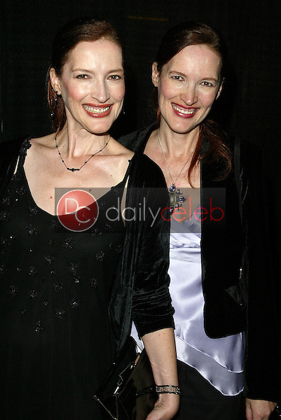 Linda Jameson and Terrie Jameson<br />