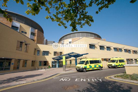 Queens Hospital, Romford, East London. Part of Barking, Havering & Redbridge University Hospitals NHS Trust