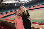 Welsh Netball World Cup Reception<br /> Millennium Stadium<br /> 11.07.15<br /> ©Steve Pope - SPORTINGWALES