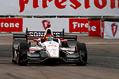 2017 Verizon IndyCar Series - Firestone Grand Prix of St. Petersburg<br /> St. Petersburg, FL USA<br /> Sunday 12 March 2017<br /> Sebastien Bourdais<br /> World Copyright: Phillip Abbott/LAT Images<br /> ref: Digital Image lat_abbott_stp_0317_9931