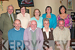 Bill Looney, from Knockanure, now living in Birmingham, celebrated his 60th birthday in Matt McCoy's bar Abbeyfeale on Friday night.  Pictured front l-r. Pat, Billy St. Concepta Looney and John Looney.  Back l-r  Michael, Eileen, Chris, Carmel, and Geraldine Looney...   Copyright Kerry's Eye 2008