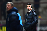 Fleetwood Town manager Joey Barton looks on<br /> <br /> Photographer Richard Martin-Roberts/CameraSport<br /> <br /> The EFL Sky Bet League One - Fleetwood Town v Coventry City - Tuesday 27th November 2018 - Highbury Stadium - Fleetwood<br /> <br /> World Copyright &not;&copy; 2018 CameraSport. All rights reserved. 43 Linden Ave. Countesthorpe. Leicester. England. LE8 5PG - Tel: +44 (0) 116 277 4147 - admin@camerasport.com - www.camerasport.com