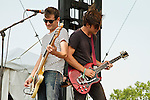 The Henry Clay People @ Riot Fest, Humboldt Park, Chicago IL 9-16-12
