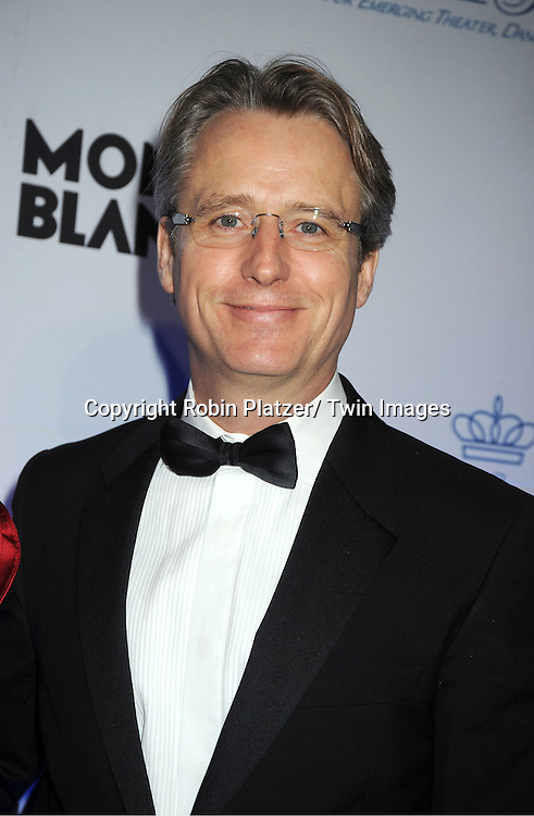 Lionel Roach attends The Princess Grace Foundation Awards Gala on ..November 1, 2011 at Cipriani 42nd Street in New York City.