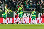 10.02.2019, Weserstadion, Bremen, GER, 1.FBL, Werder Bremen vs FC Augsburg<br /> <br /> DFL REGULATIONS PROHIBIT ANY USE OF PHOTOGRAPHS AS IMAGE SEQUENCES AND/OR QUASI-VIDEO.<br /> <br /> im Bild / picture shows<br /> Spielerwechsel Werder Bremen, Auswechslung Milot Rashica (Werder Bremen #11), Rashica wird verletzungsbedingt ausgewechselt, <br /> <br /> Foto &copy; nordphoto / Ewert