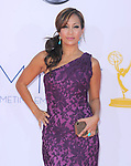 Carrie Ann Inaba.. at The 64th Anual Primetime Emmy Awards held at Nokia Theatre L.A. Live in Los Angeles, California on September  23,2012                                                                   Copyright 2012 Hollywood Press Agency