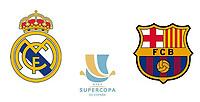 2017.08.13 SuperCopa IDA FC Barcelona VS Real Madrid CF