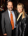 Fred Wahrlich and his wife Janet at the Carmen and David Bridges Joyful Toyful Fiesta 19th Annual Holiday Toy Drive Party at Gigi's Asian Bistro & Dumpling Bar in the Galleria Tuesday Dec. 01,2009. (Dave Rossman/For the Chronicle)