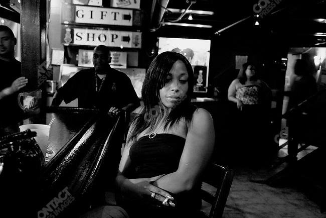 B.B. King Blues Club in Memphis, Tennessee, USA, September 2007