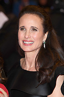 BERLIN, GERMANY - FEBRUARY 7: Andie MacDowell attends The Kindness Of Strangers premiere and Opening Night Gala of the 69th Berlinale International Film Festival Berlin at the Berlinale Palace on February 7, 2018 in Berlin, Germany.<br /> CAP/BEL<br /> ©BEL/Capital Pictures
