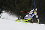 10.03.2018, Ofterschwanger Horn, Ofterschwang, GER, Slalom Weltcup in Ofterschwang, im Bild Marina Wallner (GER, #17)<br /> <br /> Foto &copy; nordphoto / Hafner