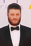 LOS ANGELES, CA - SEPTEMBER 23: Jay R. Ferguson arrives at the 64th Primetime Emmy Awards at Nokia Theatre L.A. Live on September 23, 2012 in Los Angeles, California.