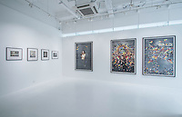 Nils Karsten solo exhibition 'Cutting Room',  in Asia  Pearl Lam