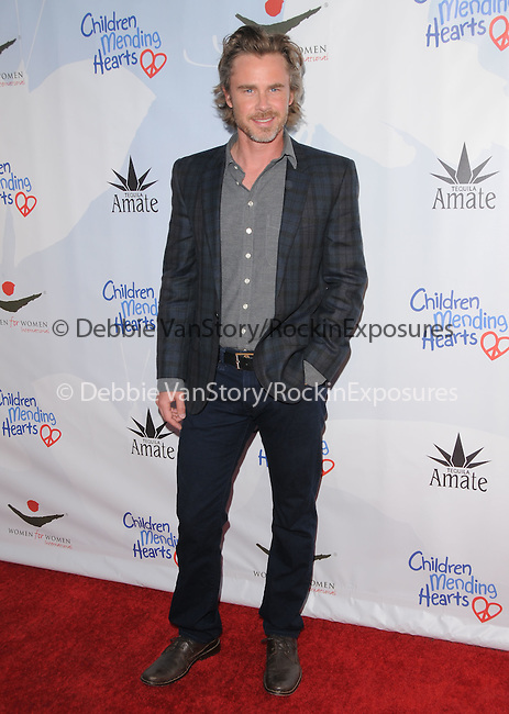 at the 3rd annual Children Mending Hearts Peace Please Gala held at  The Music Box @ Henry Fonda Theater in Hollywood, California on April 16,2010                                                                   Copyright 2010  DVS / RockinExposures