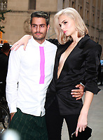 NEW YORK, NY - SEPTEMBER 8: Andrej Pejic arriving to the Daily Front Row Fashion Awards at Four Seasons NY Downtown in New York City on September 8,  2017. <br /> CAP/MPI/RW<br /> &copy;RW/MPI/Capital Pictures