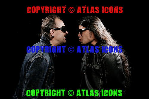 Metallica photographed exclusively in Istanbul, Turkey - Jul 27, 2008. Photo: © Ashley Maile/Iconicpix /Atlasicons.com *HIGHER RATES APPLY*