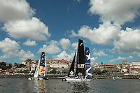 Extreme Sailing Series 2013, Act 5 - Porto, Portugal on July 27, 2013 (Photo Credits: Paulo Oliveira/DPI) NoretePhoto.com