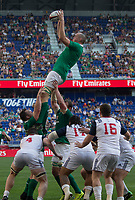 USA vs Ireland, June 10, 2017