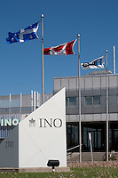 INO (Institut national d'optique - National Optics Institute) headquarters in Quebec CIty. INO is a world-class center of expertise in optics and photonics dedicated to serving business