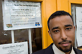 Suliman Osman, Regents Park Somali Welfare Association, shortlisted a Camden Council EPIC Award 2005.