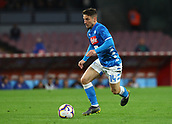 17th March 2019, Stadio San Paolo, Naples, Italy; Serie A football, Napoli versus Udinese Dries Mertens of Napoli