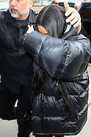 www.acepixs.com<br /> <br /> February 15 2017, New York City<br /> <br /> Kim Kardashian decides that today is 'No Picture Day' as she goes out in Manhattan on February 15 2017 in New York City<br /> <br /> By Line: Zelig Shaul/ACE Pictures<br /> <br /> <br /> ACE Pictures Inc<br /> Tel: 6467670430<br /> Email: info@acepixs.com<br /> www.acepixs.com