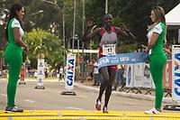 SAO PAULO, SP, 09.04.2016 -MARATONA-SP- Priscilla Lorchima  (Quenia) ,conquista o segundo lugar nos 42 KM com o tempo de 02:51:04 durante a 23ª edição da Maratona Internacional de São Paulo, realizado na cidade de São Paulo, SP, neste domingo (09). (Foto: Danilo Fernandes/Brazil Photo Press)