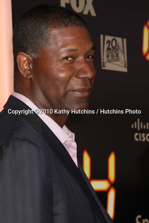 """Dennis Haysberth.arrives at the """"24"""" Series Finale Party .Boulevard3.Los Angeles, CA.April 30, 2010.©2010 Kathy Hutchins / Hutchins Photo..."""