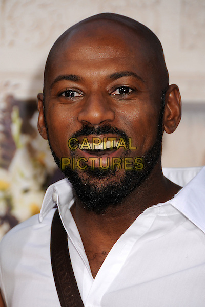 "ROMANY MALCO.""Step Brothers"" Los Angeles Premiere at Mann's Village Theatre, Westwood, California, USA..July 15th, 2008.headshot portrait beard facial hair mouth open.CAP/ADM/BP.©Byron Purvis/AdMedia/Capital Pictures."