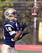 Flint Northwestern Academy at Detroit Country Day, Varsity Football, 10/22/11