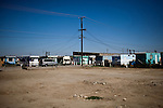 A trailer park in Mendota, Calif., September 10, 2012.