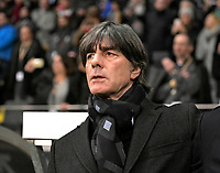 19th November 2019, Frankfurt, Germany; 2020 European Championships qualification, Germany versus Northern Ireland;  Bundestrainer Joachim Loew