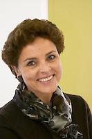 Corinne Saussier Conroy, Chateau Brane Cantenac, Margaux, Medoc, Bordeaux, France