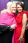 Shirley McCourt and Alison Maxin at Gerald Nash's Election Party in the Purple Room..Picture: Shane Maguire / www.newsfile.ie