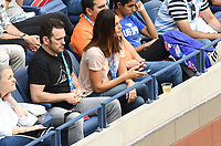 FLUSHING NY- SEPTEMBER 10: Matt Dillon at the US Open Men's Final Championship match at the USTA Billie Jean King National Tennis Center on September 10, 2017 in Flushing, Queens. <br /> CAP/MPI/PAL<br /> &copy;PAL/MPI/Capital Pictures