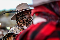 Celebraciones de cuaresma, Semana Santa en la colonia Coloso Alto.<br /> Celebrations of Lent, Holy Week in the colony Coloso Alto<br /> (Photo:Luis Gutierrez/NortePhoto)