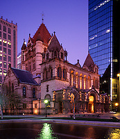Trinity Church National Historic Landmark 1872/1877