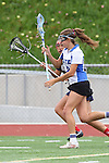 Redondo Beach, CA 05/14/11 - unidentified Cate player in action during the 2011 Division 2 US Lacrosse / CIF Southern Section Championship game between Cate School and St Margaret.