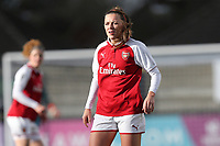 Katie McCabe of Arsenal during Arsenal Women vs Yeovil Town Ladies, FA Women's Super League FA WSL1 Football at Meadow Park on 11th February 2018