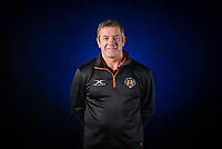 Picture by Allan McKenzie/SWpix.com - 09/01/18 - Rugby League - Super League - Castleford Media Day 2018 - A1 Football Factory, Castleford, England - Daryl Powell.