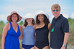 Distinguished Young Women Beach Party at Dauphin Island 2017