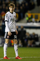 David Brooks of Sheffield United seen during the Sky Bet Championship match between Millwall and Sheff United at The Den, London, England on 2 December 2017. Photo by Carlton Myrie / PRiME Media Images.