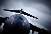 USAF C17 Globemaster 3 Transport aircraft