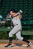 Erik Huber of the Bradenton Marauders during the game at Jackie Robinson Ballpark in Daytona Beach, Florida on August 2, 2010. Photo By Scott Jontes/Four Seam Images