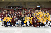 101024 - Boston College Eagles Women's Hockey Alumni Game