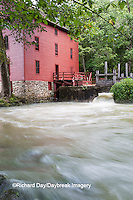 65045-01105 Alley Spring Mill, Ozark National Scenic Riverways near Eminence, MO