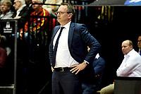 GRONINGEN - Basketbal, Donar - Feyenoord, Eredivisie, seizoen 2019-2020, 10-11-2019, Donar coach Erik Braal