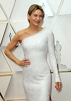 09 February 2020 - Hollywood, California - Renee Zellweger. 92nd Annual Academy Awards presented by the Academy of Motion Picture Arts and Sciences held at Hollywood & Highland Center. Photo Credit: AdMedia