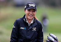 Lydia Ko (NZL). <br /> McKayson NZ Women's Golf Open, first Practice Round, Windross Farm Golf Course, Manukau, Auckland, New Zealand, Monday 25 September 2017.  Photo: Simon Watts/www.bwmedia.co.nz
